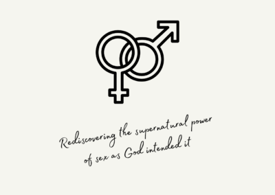 Undefiled: Rediscovering the Supernatural Power of Sex as God Intended It